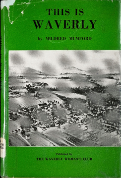 Book cover, This is Waverly by Mildred Mumford
